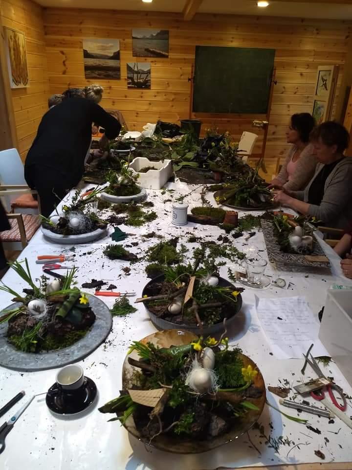 Nieuwe workshops bij Crea Café